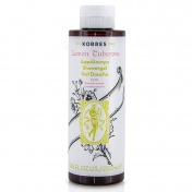 Korres Lemon Tuberose Shower Gel 250ml, Αφρόλουτρο