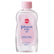 Johnson & Johnson Baby Oil 200ml
