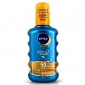 Nivea Sun Protect & Refresh Invisible Spray SPF 50 200ml