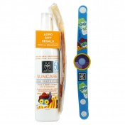 Apivita Suncare Kids Protection Face Body Spray SPF50 150ml & ΔΩΡΟ Φωτοευαίσθητο Παιδικό Βραχιολάκι