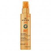 Nuxe Sun Melting Spray High Protection SPF50 150ml