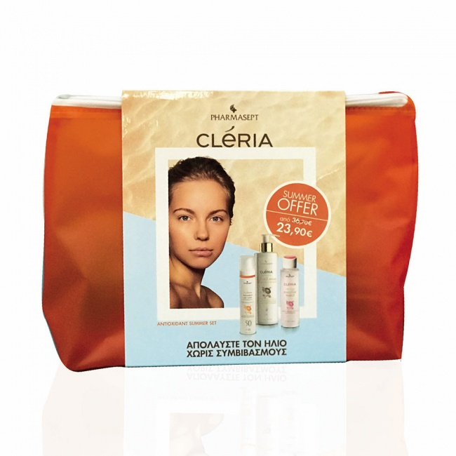 Pharmasept Cleria Antioxidant Summer Set