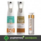 Frezyderm Promo Pack - Προετοιμασία & Ηλιοπροστασία 1