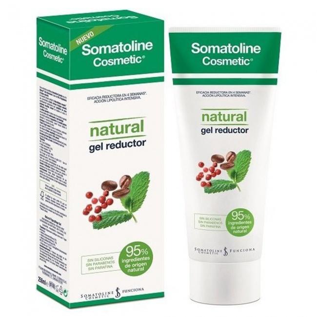 Somatoline Cosmetic Natural Slimming Gel 250ml