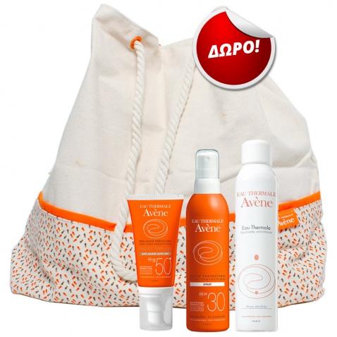 Avene Promo Pack Ηλιοπροστασίας Νο8 με ΔΩΡΟ Υπέροχη Τσάντα Θάλασσας 56520