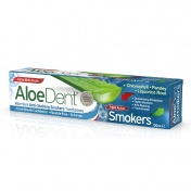 Optima AloeDent Triple Action Smokers 100ml