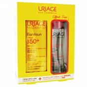 Uriage Set Bariesun Cream SPF50+ 50ml & ΔΩΡΟ Thermal Micellar Water 100ml