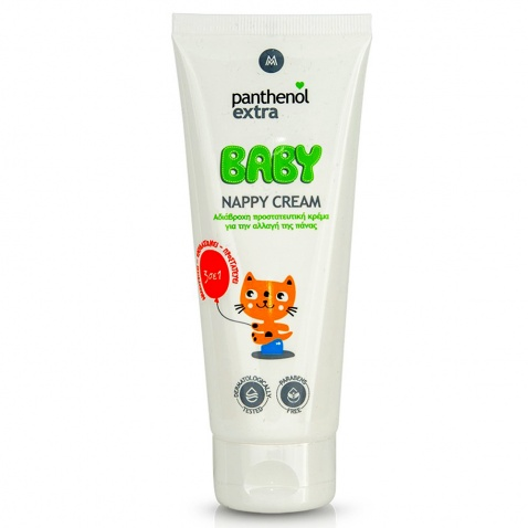 Panthenol Extra Baby Nappy Cream 100ml