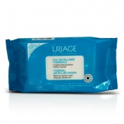 Uriage Eau Micellaire Thermale Lingettes Demaquilantes 25wipes