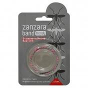 Vican Zanzara Band Trendy Bracelet Ροζ - Ασημί 1τμχ