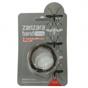 Vican Zanzara Band Trendy Bracelet Μαύρο - Καφέ 1τμχ