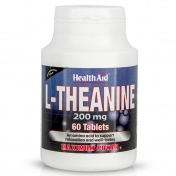 Health Aid L-Theanine 200mg 60tabs
