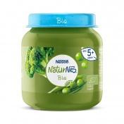 Nestle Naturnes Bio Βιολογικό Αρακάς Μπρόκολο Κολοκυθάκι 125gr