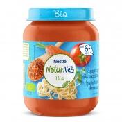 Nestle Naturnes Bio Βιολογικό Ζυμαρικά Σε Σάλτσα Κρέατος 190gr