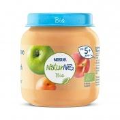 Nestle Naturnes Bio Βιολογικό Μήλο Ροδάκινο Βερίκοκο 125gr