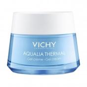 Vichy Aqualia Thermal Gel Creme Rehydratante για Κανονικές  & Μικτές Επιδερμίδες 50ml