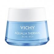 Vichy Aqualia Thermal Creme Rehydratante Riche Για Ξηρές & Πολύ Ξηρές Επιδερμίδες 50ml