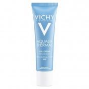 Vichy Aqualia Thermal Gel Creme Rehydratante Για Κανονικές & Μικτές Επιδερμίδες 30ml