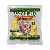 Menarini Mo-Shield Insect Repellent Band Απωθητικό Βραχιόλι για Κουνούπια Κίτρινο 1τεμ