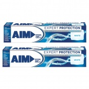 Aim Expert Protection White 75ml 1+1 ΔΩΡΟ