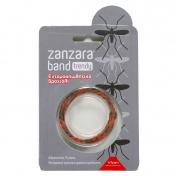 Vican Zanzara Band Trendy Bracelet Πορτοκαλί - Καφέ 1τμχ
