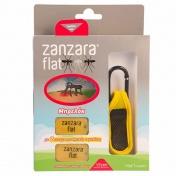 Vican Zanzara Flat Μπρελόκ Κίτρινο & 2 Εντομοαπωθητικές Ταμπλέτες