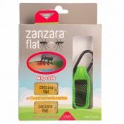 Vican Zanzara Flat Μπρελόκ Πράσινο & 2 Εντομοαπωθητικές Ταμπλέτες