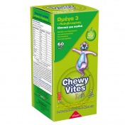 Vican Chewy Vites Kids Omega 3 & Multivitamin 60chew. Tabs
