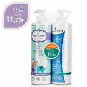 Pharmasept Promo Pack Baby Care Mild Bath 500ml & Hygienic Shower 500ml