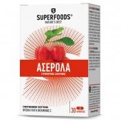 Superfoods Ασερόλα 30caps