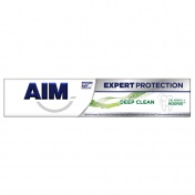 Aim Expert Protection Deep Clean Οδοντόκρεμα 75ml