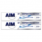 Aim Expert Protection Complete Care Οδοντόκρεμα 75ml 1+1 ΔΩΡΟ