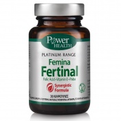 Power Health Classics Platinum Range Femina Fertinal 30 Caps