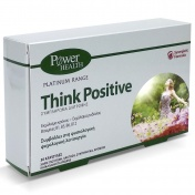 Power Health Platinum Range Think Positive 30 Caps