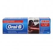 Oral B Junior Star Wars Οδοντόκρεμα άνω των 6 Ετών 75ml