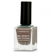 Korres Gel Effect Nail Colour No70 Holographic Ash 11ml