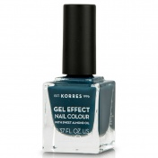 Korres Gel Effect Nail Colour No84 Indigo Blue 11ml