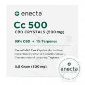 Enecta Cc 500mg CBD Κρύσταλλοι