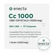 Enecta Cc 1000mg CBD Κρύσταλλοι