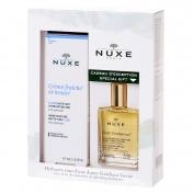 Nuxe Promo Pack Creme Fraiche de Beaute Fluide Matifiant Hydratation 48H 50ml & ΔΩΡΟ Huile Prodigieuse 30ml