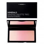 Korres Minerals Draping Palette Trio Pink 21g