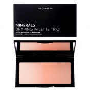Korres Minerals Draping Palette Trio Coral 21g