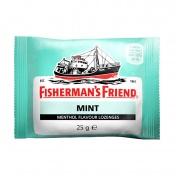Fisherman's Friend Μέντα Καραμέλες με Δυνατή Γεύση Μέντας 25g