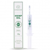 Endoca Hemp Oil Πάστα 2000mg CBD 20% 10gr