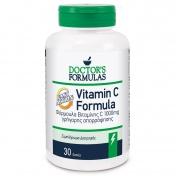 Doctor's Formulas Vitamin C Formula 30 tabs 1000mg