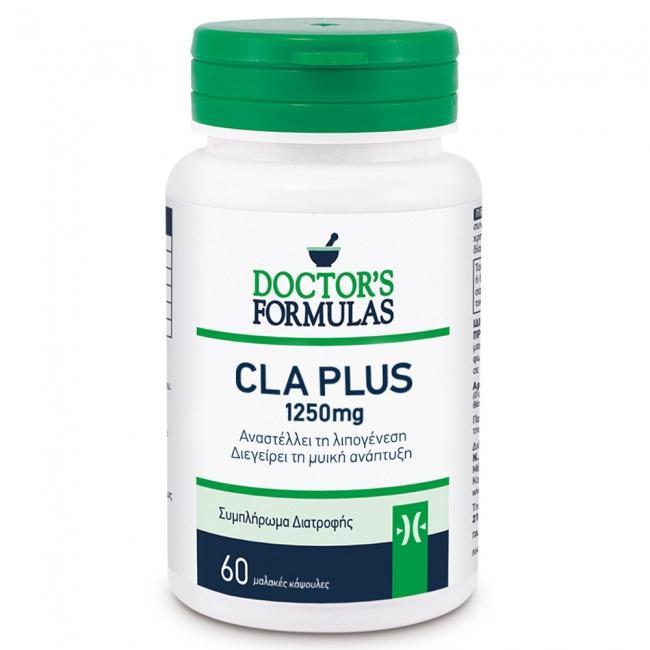 Doctor's Formulas CLA Plus 1250mg 60caps