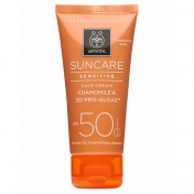 Apivita Suncare Sensitive Chamomile & 3D Pro-Algae SPF50 50ml