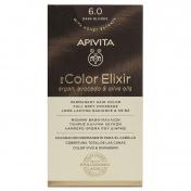 Apivita My Color Elixir Μόνιμη βαφή Μαλλιών N6,0 Ξανθό σκούρο