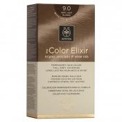 Apivita My Color Elixir Μόνιμη βαφή Μαλλιών N9,0 Ξανθό πολύ ανοιχτό