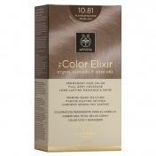 Apivita My Color Elixir Μόνιμη βαφή Μαλλιών N10,81 Κατάξανθο περλέ σαντρέ